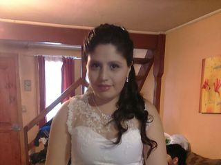 El matrimonio de Karla  y Juan Pablo 3
