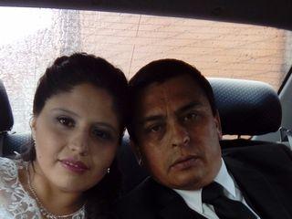 El matrimonio de Karla  y Juan Pablo