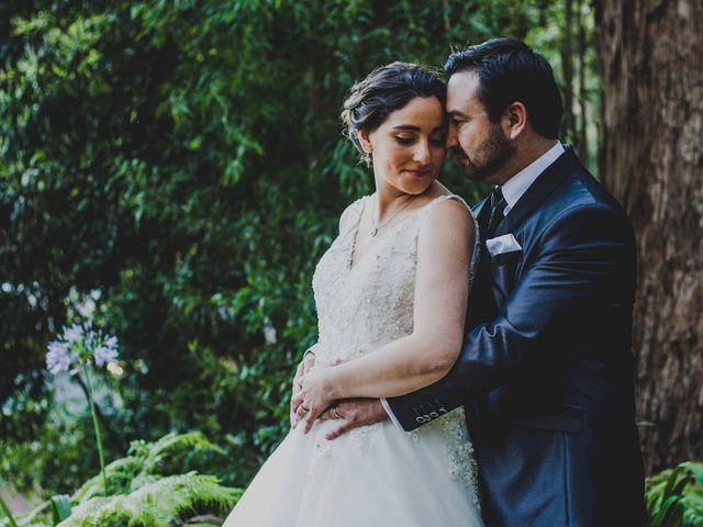 El matrimonio de Melissa y Enrique