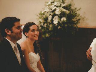 El matrimonio de Javiera y Sergio 1
