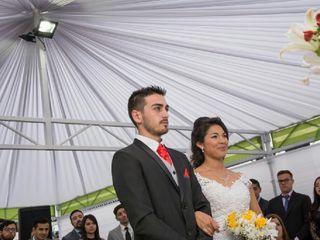 El matrimonio de Luciana y Luis