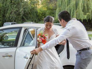 El matrimonio de Natalia y Martín 2