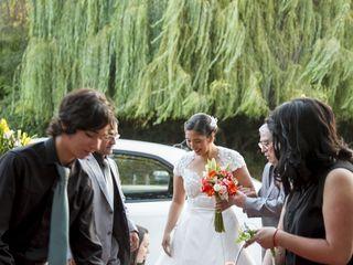El matrimonio de Natalia y Martín 3
