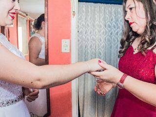 El matrimonio de Lisette  y Ariel  3