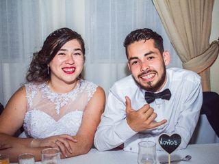 El matrimonio de Lisette  y Ariel
