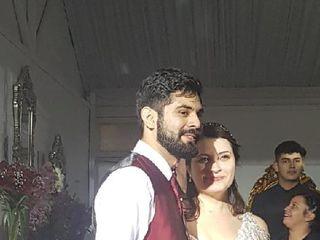 El matrimonio de Julia y Fabián  2