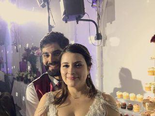 El matrimonio de Julia y Fabián  1