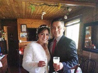 El matrimonio de Ana Belén  y Osvaldo  1