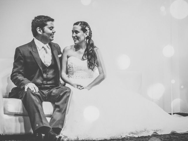 El matrimonio de Javiera y Sergio