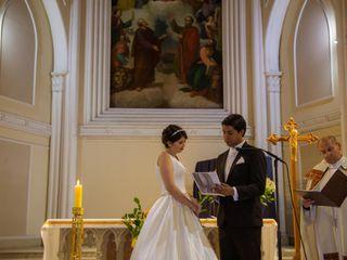 El matrimonio de Ángela y Cristóbal 3