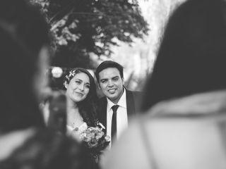 El matrimonio de Graciela y Jorge