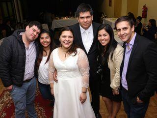 El matrimonio de Bastian  y Sandra 3