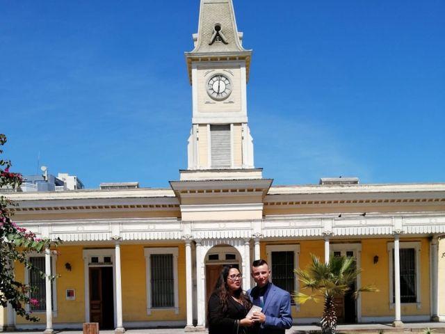 El matrimonio de Silvana y Nicolas