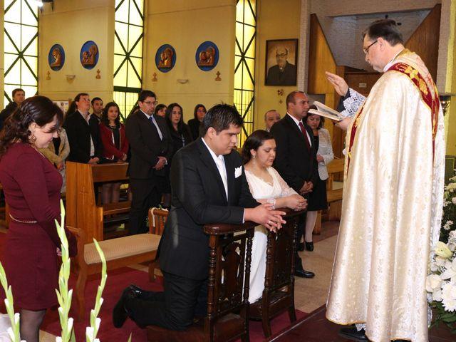El matrimonio de Sandra y Bastian  en Concepción, Concepción 5