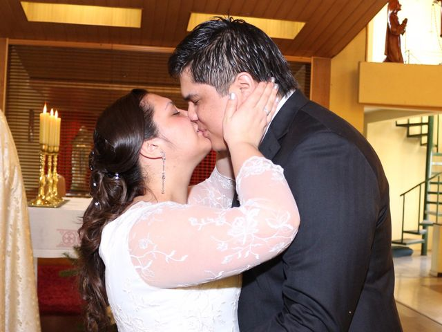 El matrimonio de Sandra y Bastian  en Concepción, Concepción 6