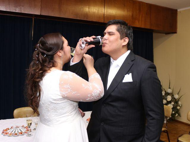 El matrimonio de Sandra y Bastian  en Concepción, Concepción 8