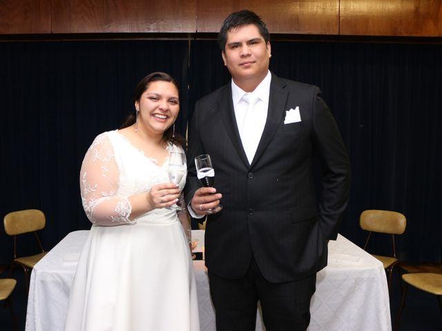 El matrimonio de Sandra y Bastian  en Concepción, Concepción 9