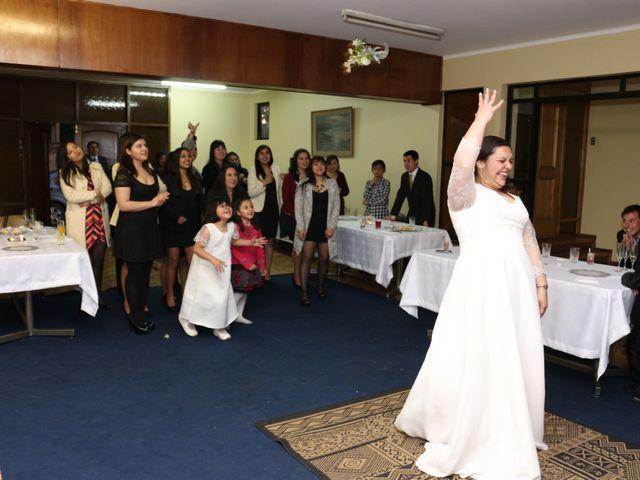 El matrimonio de Sandra y Bastian  en Concepción, Concepción 13
