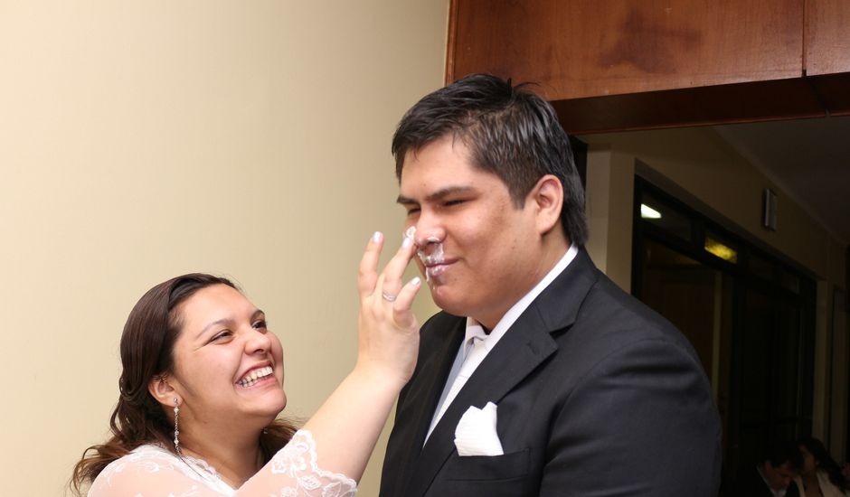 El matrimonio de Sandra y Bastian  en Concepción, Concepción