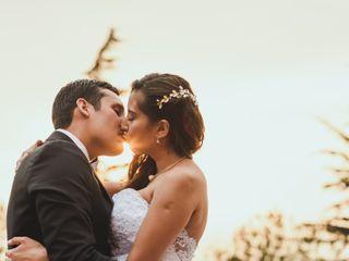 El matrimonio de Constanza y Alexis  3