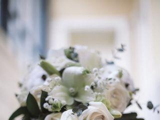 El matrimonio de Daniela y Roberto 1