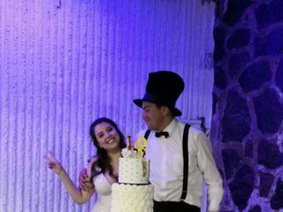 El matrimonio de Aileen  y Felipe  3