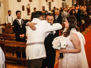 El matrimonio de Aileen  y Felipe  1