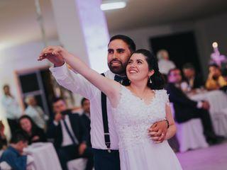 El matrimonio de Paula  y Romny 3