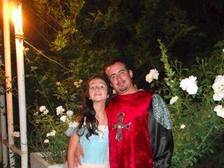 El matrimonio de Caterina y Andrés 3