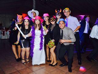 El matrimonio de Ximena  y José Luis 2