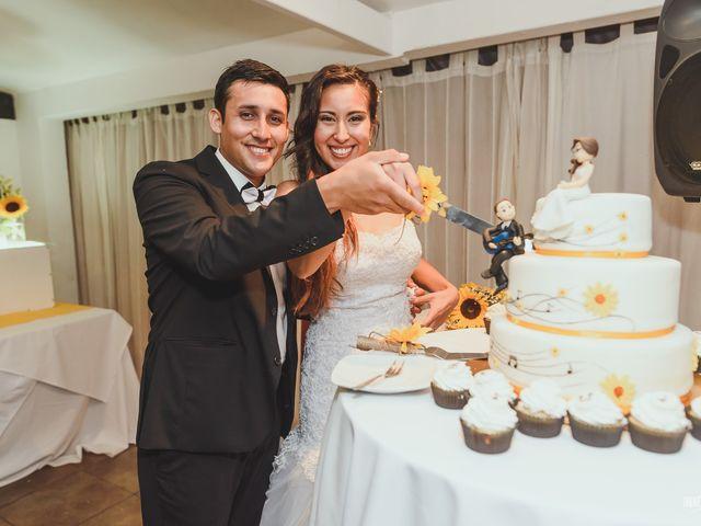 El matrimonio de Constanza y Alexis