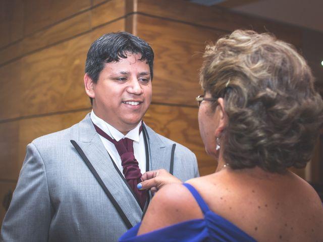 El matrimonio de Jose y Yessenia en Pirque, Cordillera 1