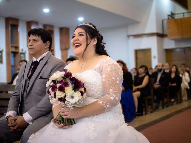 El matrimonio de Jose y Yessenia en Pirque, Cordillera 3