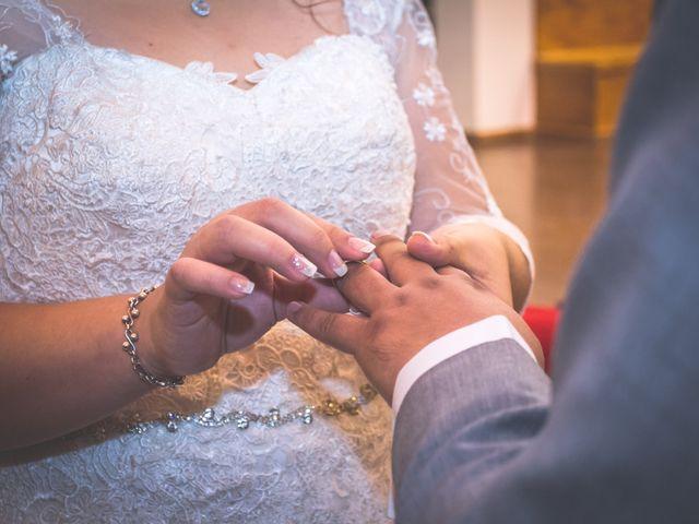 El matrimonio de Jose y Yessenia en Pirque, Cordillera 4