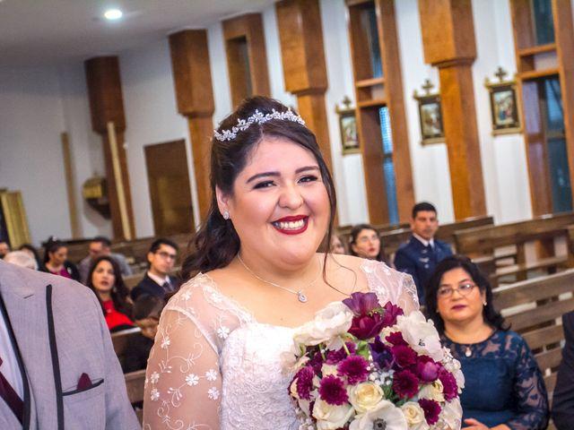 El matrimonio de Jose y Yessenia en Pirque, Cordillera 5