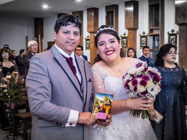 El matrimonio de Jose y Yessenia en Pirque, Cordillera 6