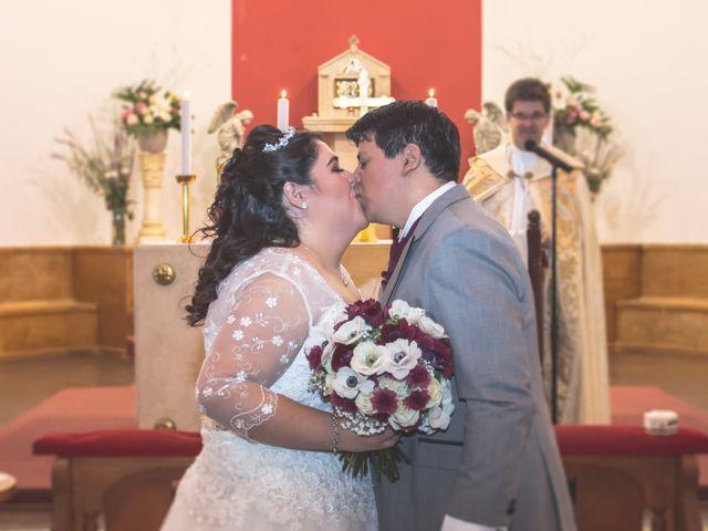 El matrimonio de Jose y Yessenia en Pirque, Cordillera 7