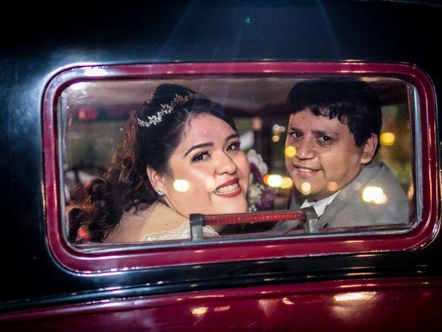 El matrimonio de Yessenia y Jose