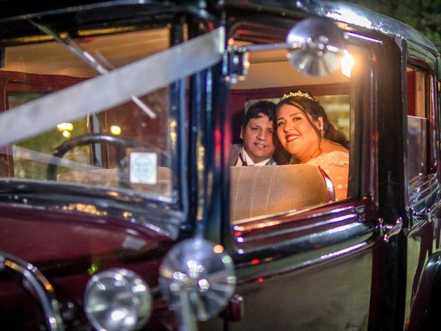 El matrimonio de Jose y Yessenia en Pirque, Cordillera 12