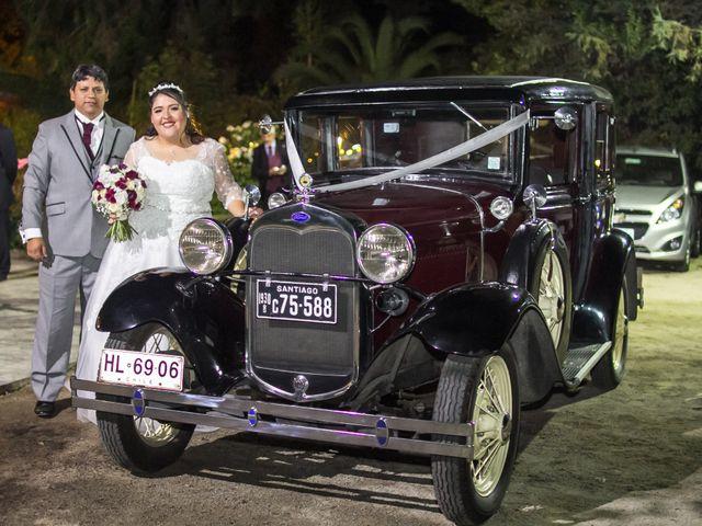 El matrimonio de Jose y Yessenia en Pirque, Cordillera 13