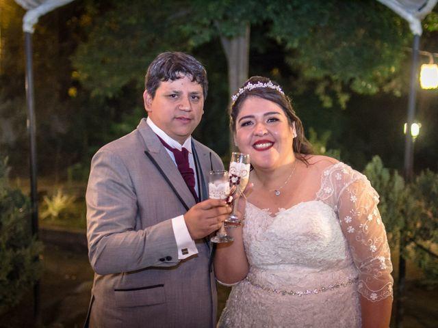 El matrimonio de Jose y Yessenia en Pirque, Cordillera 14