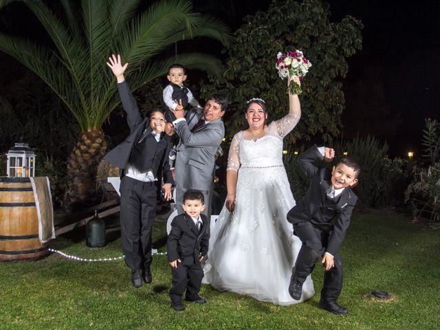 El matrimonio de Jose y Yessenia en Pirque, Cordillera 21