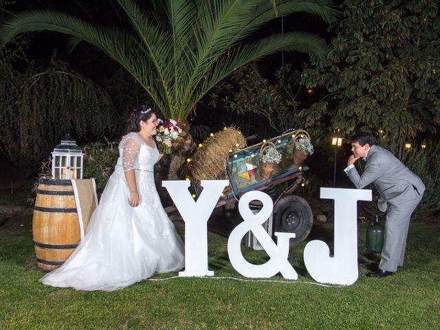 El matrimonio de Jose y Yessenia en Pirque, Cordillera 22