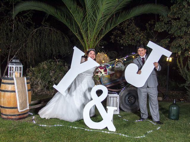 El matrimonio de Jose y Yessenia en Pirque, Cordillera 23