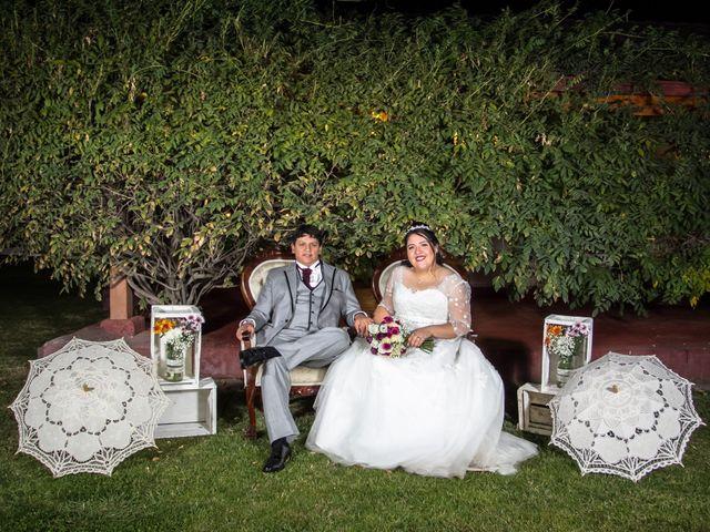 El matrimonio de Jose y Yessenia en Pirque, Cordillera 24