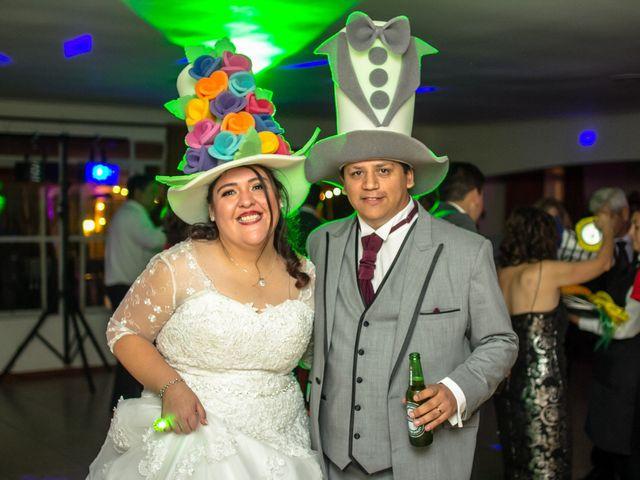 El matrimonio de Jose y Yessenia en Pirque, Cordillera 32