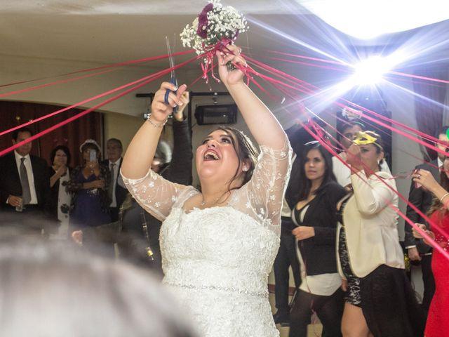 El matrimonio de Jose y Yessenia en Pirque, Cordillera 33