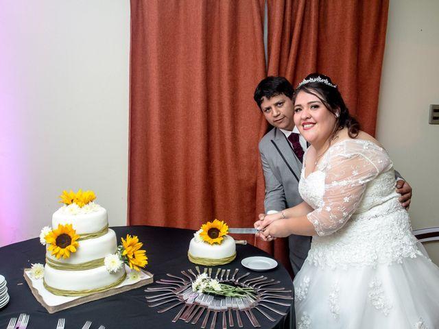 El matrimonio de Jose y Yessenia en Pirque, Cordillera 34