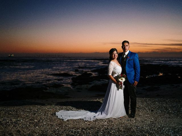El matrimonio de Constanza y Carlos