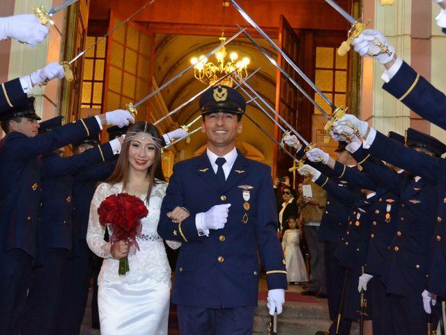 El matrimonio de Ximena  y José Luis